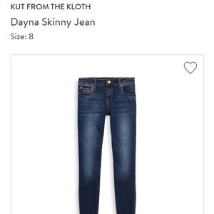 Kit From the Kloth Skinny Jean